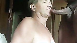 Black Cock Cum