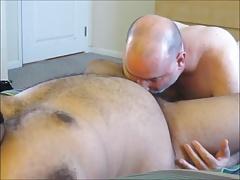 Nipple play and Licking