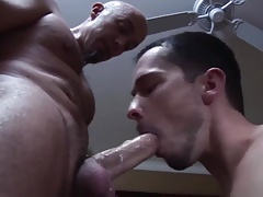 Super hot bareback fuck