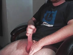 My biggest and most powerful cumshot ever !