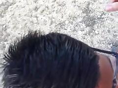 Beach Head with Cum