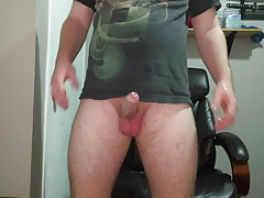 big and thick cumshot