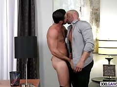 Alex Torres Gets Fucked By Big Dick Tech
