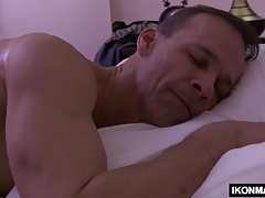 Horny bi stepdad seducing her stepson