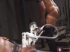 Club Inferno Dungeon Fisting Ebony Asshole - Classic