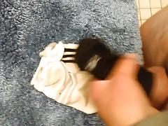 Cum on Her Perfect Socks