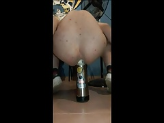 Test 10,5 inch wide for my slut ass