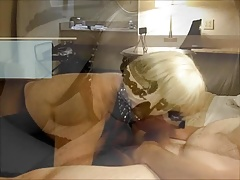 CD Sissy Slut Amber Loves Sucking Balls