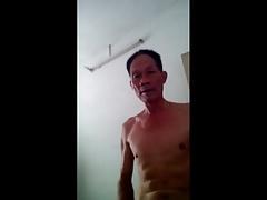 Asian Daddy Ready For Fun