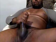 BLACK DADDYBEAR BBC BUSTIN A BIG THICK NUTT