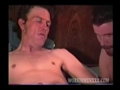 Video of Mature Amateurs Jay and Walter Sucking Dick
