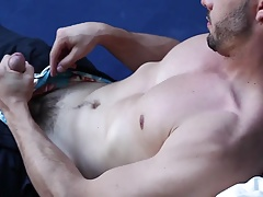 Outdoor Shower Hot Fuck