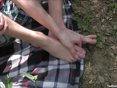 Corey Law Hot Foot Play Outdoors