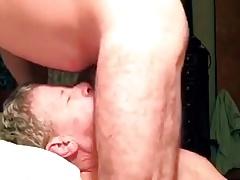 Neal Blosmen Sucks Ass, Gets Skull Fucked