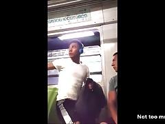 Public Cock Sucking