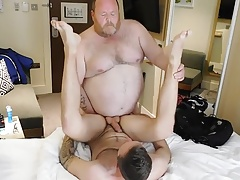 Chubby Fucks His Lover