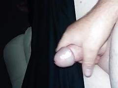 Jerking Off  & Cumming Late At Night