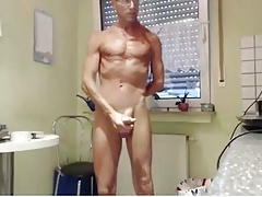 SEXY SMOOTH DAD PLAY ASS