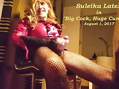 Big Cock Huge Cumshot By Suleika Latex XL Porno