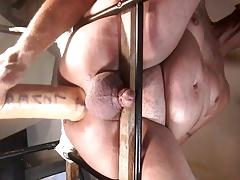 Ass hole abuse