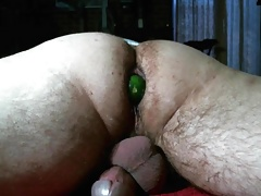 Cucumber Butt