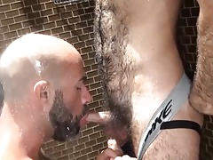 Bareback - Shower Fuck