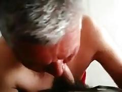 Grandpa blowjob series - 25