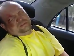 russian prisoner piss in car