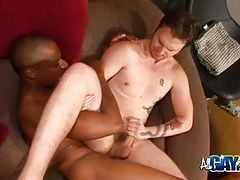 Tre And Luke Ass Fucking and Cumshots