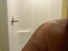 Jim in the Shower