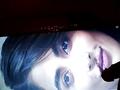 Pooja Hegde hot moaning  spit cum