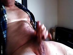 masturbating and jerking off on myself