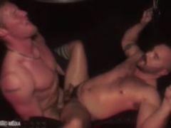 Aaron Block fucks Cash Raw in the Sling