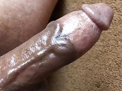Arab big cock handjob (me)