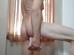 Mike Muters loves showing my self ass fucking