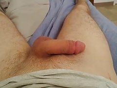 Amazing Dick getting Hard and Fat!