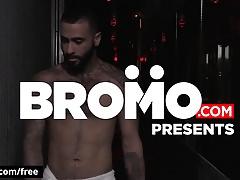 Bromo - Brendan Phillips with Rikk York at The Steam Room