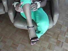 Lofiatona sexy pink nails 3