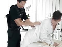police action scene 3 bareback